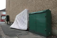 Walthamstow - Dumped mattress number three in a series of hundreds (Vibrant Walthamstow) Tags: decay urbandecay dreary dirty rubbish e17 flytipping slum walthamstow foul rundown squalor anomie eastlondon walthamforest repulsive london2012 vibrancy dreariness modernbritain londonboroughofwalthamforest chrisrobbins dickensianlondon lbwf londone17 liaquatali mahmoodhussain mohammadasghar stellacreasy ahsankhan olympicborough rajaanwar awesomestow nadeemali wearewalthamforest britishurbanlandscape grimywalthamstow squalidwalthamstow walthamstowisadump dumpedmattresses inthestow laboursince1992 ebonyvincent saimamahmud asimmahmood clydeloakes geraldinereardon markrusling clarecoghill loathsomestow walthamstowisawesomestow urbanarmpit