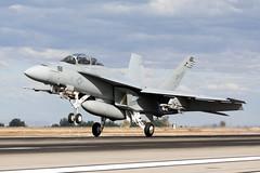 Greaser... (Tony Osborne - Rotorfocus) Tags: california united centro navy super el hornet states boeing f18 douglas usn naf mcdonnell fa18 fa18f