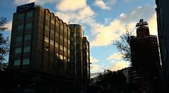 Edificios de la calle María de Molina. Madrid (Carlos Viñas-Valle) Tags: madrid casas calles mariamolina