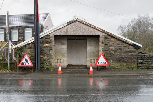 Pont Walby Bus Stop
