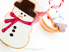 Snowman cookies (Arina Habich) Tags: snowflake christmas blue winter red sculpture food white holiday snow black cup colors hat cane dessert snowman cookie candy flat drink sweet chocolate small beverage decoration mint hotchocolate whippedcream gourmet sweets icing stick dairy cocoa candycane decor sugary striped confection hotcocoa dishware kitchenware sugarcookie winterholiday pastrie nonalcoholicbeverage sweetfood sweetstick bakedtreat peppermintcane