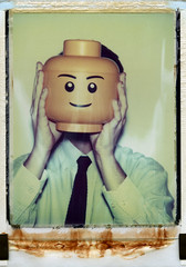 LEGO Man (Marcello Pasini) Tags: autaut