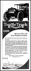 1918 Oct-Dec.Traffic truck   The Saturday Evening Post  Traffic Truck (carlylehold) Tags: opportunity history robert st mobile truck vintage louis jones sylvester traffic email here mo corporation smartphone missouri join motor tmobile whistle 7up happens bottling keeper vess signup haefner carlylehold solavei haefnerwirelessgmailcom
