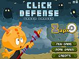 點擊防禦戰:綠色危機(Click defense: green danger)