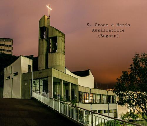 Santa Croce e Maria Ausiliatrice