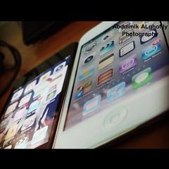 iPod (Abdalmlkgh) Tags: apple focus ipod saudi    saudiphotographer