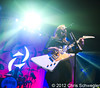 Halestorm @ Royal Oak Music Theatre, Royal Oak, MI - 12-08-12