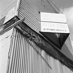 Filter King, South Boston, Ma. (STREETIZM) Tags: 3 120 6x6 film boston ma tmax south va 100 35 southie xenar rolleicord 75mm ilfosol