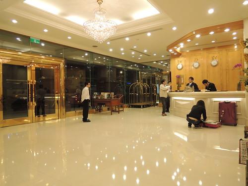 豪華ホテル