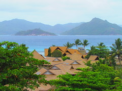 Domaine de l'Orangeraie, La Digue (twiga_swala) Tags: ocean hotel islands indian resort tropical seychelles indien domaine digue ladigue lorangeraie