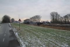 Groningen omgeving Zuidhorn (willemsknol) Tags: winter snow landscape sneeuw groningen landschap hoogkerk willemsknol emanuatil