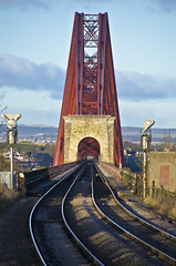 Forth Bridge from Dalmeny