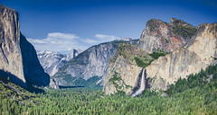 Yosemite Valley from Tunnel View (karjul) Tags: california vacation panorama usa landscape nikon urlaub yosemite april northamerica yosemitenationalpark amerika landschaft 2012 yosemitevalley kalifornien langzeitbelichtung tunnelview bridalveilfall longtimeexposure yosemitepark d90 yosemitenp nordamerika mygearandme mygearandmepremium blinkagain urlaubusa2012 vacationusa2012 tunnelaussicht
