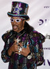 VH1 Divas 2012 held at The Shrine Auditorium - Arrivals Featuring: Musician Bootsy Collins