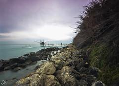 Punta Turchino (joyfava (Piero D'Andrea)) Tags: mare sigma 1020 abruzzo abruzzi scorci trabocco flickraward totalphotoshop