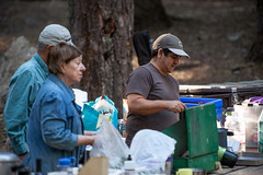 Jan and Luis _4215 (hkoons) Tags: aspen group jackson meadow reservoir peace corps spring unit tahoe national forest 2016 sierra sierras campout mountians recreation rpcv