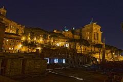 Foro di Cesare (GIASTE) Tags: roma notturno flickrunitedaward