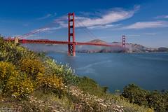 Soft Rolling Mist (Gemma - A Passionate Photographer) Tags: goldengatebridge fortpoint sanfrancisco california longexposure