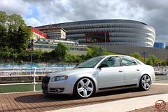Audi A4 B7 (- AJ Photography- / Evolution Cars) Tags: audi a4 a4b7 b7 audia4 audia4b7 audizine stance static low kwsuspension kwsuspensions kw wheels evolutioncars touareg northernfest oem oemplus