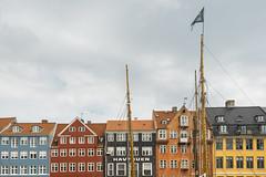 Coloured Houses (CarolynEaton) Tags: copenhagen nyhavn