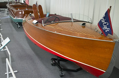 Mariners' Museum  Newport News Virginia Va.    Chris-Craft wood boat  Miss Bell Isle 1923  oldest Chris Craft boat in existence (watts_photos) Tags: mariners museum newport news virginia va chriscraft wood boat miss bell isle 1923 oldest chris craft wooden woodboat boats classic