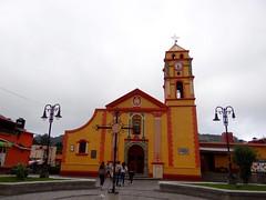 Pinal de Amoles (jjpereznunez) Tags: inspiring quertaro cloudy religion church visitmexico