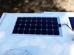 solar alternative energy power rv boat