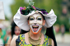 fiert Montreal (photolenvol) Tags: parade defile fiertemontreal drag lgbt