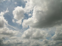 Pure clouds (candiceshenefelt) Tags: clouds blue sky skyline cloudy heaven heavens divine