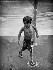 Day With the Boys Waco (cdw21) Tags: wet summer water park texas waco fun kids boy blackandwhite daywiththeboyswacoaugust2016