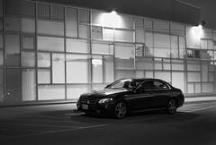 2017 Mercedes-Benz E300 4Matic (B. R. Murphy) Tags: mercedesbenz mercedes e300 4matic all new sedan luxury german night time nikon d610