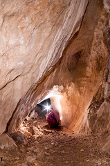 Grutta Sa Cava Romana - Tattinu (Nuxis) (Erika Bazzato) Tags: sardegna nuxis cave grotta