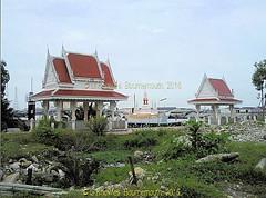 There must be a reason to the surrounding gardens at Wat Bang Hua Suea, Moo 8, Phra Pradaeng, Samut Prakan Province, Thailand. (samurai2565) Tags: watbanghuasuea moo8 banbanghuasuea tambonbanghuasuea amphoephrapradaeng samutprakan samutprakanprovince thailand templesinsamutprakan