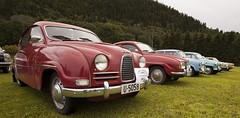 Saab 96, Saab 96, Trabant, Skoda Octavia - IMG_5120-e (Per Sistens) Tags: cars thamslpet thamslpet16 orkladal veteranbil veteran saab 96 trabant skoda octavia