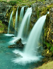 Waterfall_Iceland (cri_previ) Tags: cascate water waterfall smoothwater