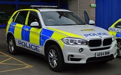 Cambridgeshire Police | BMW X5 | Roads Policing Unit | AE64 BWW (Chris' 999 Pics) Tags: cambridgshire police bmw x5 5 series 5series rpu roads policing unit traffic car force hq nikon d3200 nikond3200 law enforcement 999 112