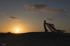 Vietnamese Viet Nam Fashion Model Silhouette Photography Sunset (Hai Tuoi) Tags: vietnamese viet nam fashion model silhouette photography sunset evening mountain