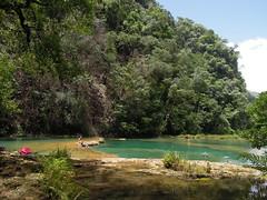 DSCN8003 (Matt Knott) Tags: semuc champey lanquin guatemala central america pools fresh water river forest jungle swimming sun summer