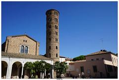 Ravenna Italy (vazyvite) Tags: ravenna ravenne italie italy san appolinare nuovo mosaic mosaique