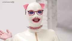 Photo (LatexFashionTV) Tags: latex rubber latexfashion fetishfashion fetish fashionfilm altfashion latexfashiontv altmodel
