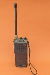 ICOM IC-2E (vk2gwk - Henk T) Tags: icom radio telephone handheld portable vhf amateur hamradio ic2e