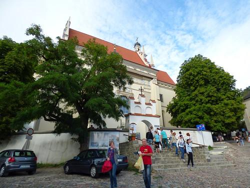 Kazimierz-Dolny - St John the Baptist