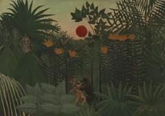 Gauguin - Rousseau