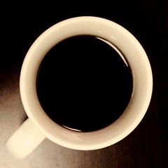 Morning Joe (Venusian Lady) Tags: morning reflection cup coffee sepia dark soft shadows drink coffeecup joe household brew edit morningjoe