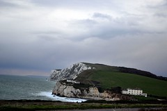 chalky cliffs or chine of isle of wight (Carpe Feline) Tags: cliffs isleofwight englishchannel chine theneedles osbournehouse carisbrookecastle carpefeline queenvictoriaandprincealbert thesolvent