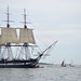 USS Constitution Sets Sail August 19,2012
