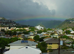 rainbow bridge (Guy: Jussum Guy) Tags: hawaii rainbow oahu honolulu palolovalley kaimuki stlouisheights wilhelminarise panasonicdmczs3