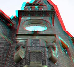 Stationsklok Haarlem 3D