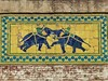 Elephant Fight (яızωαи) Tags: city pakistan architecture work tile hall fort muslim mirrors elephants lahore oldcity glazed walled lahorefort mughal kingspavilion sheeshmahal لاہور قلعہ شاہی