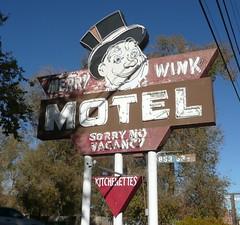 MERRY WINK MOTEL RENO NEVADA (2) (ussiwojima) Tags: sign advertising neon nevada motel reno merrywinkmotel